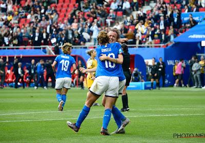 🎥 Coupe du Monde 2019 : l'Italie ne traîne pas en chemin