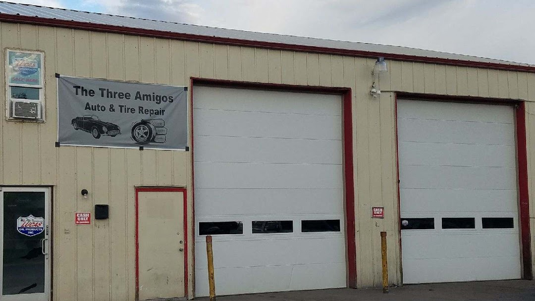 Amigos Tire Shop >> The Three Amigos Auto Tire Repair Tire Shop In Commerce City
