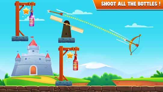 Archery Bottle Shoot MOD APK (Unlimited Money) 5