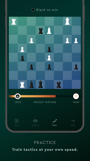 Tactics Frenzy u2013 Chess Puzzles modavailable screenshots 7