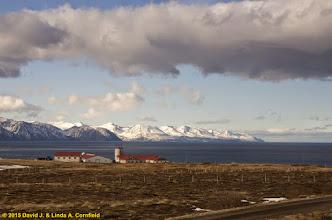 Photo: North coast of Iceland