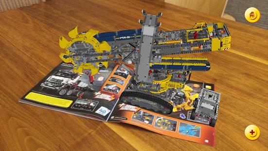 LEGO® 3D katalog - náhled