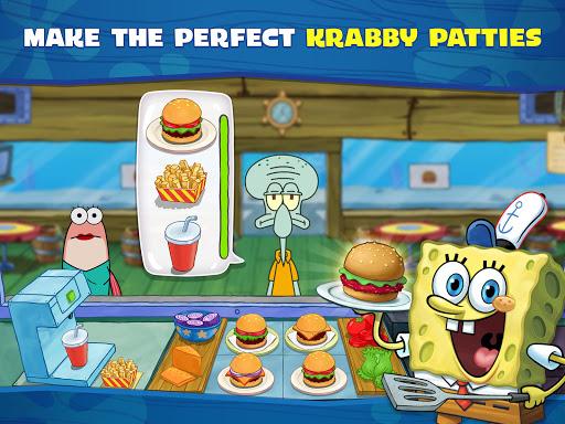 SpongeBob: Krusty Cook-Off android2mod screenshots 7