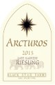 Arcturos Late Harvest Riesling