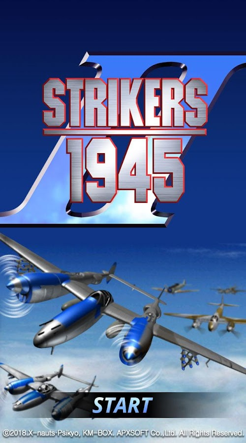 Screenshots of STRIKERS 1945-2 for iPhone