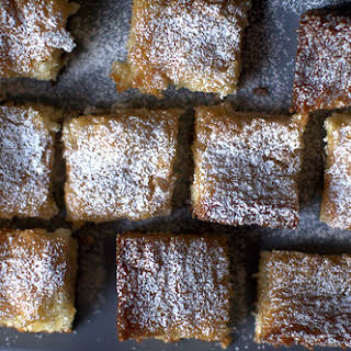 St. Louis Gooey Butter Cake.