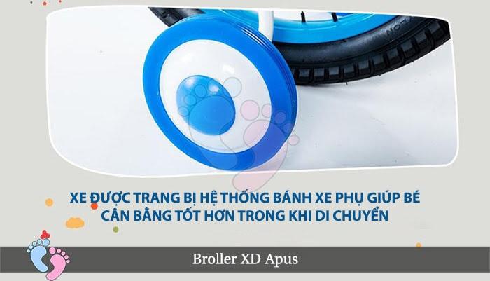 Xe đạp cho bé Broller XD Apus 11
