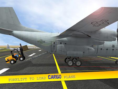 Cargo Plane City Airport 1.0 screenshot 69650
