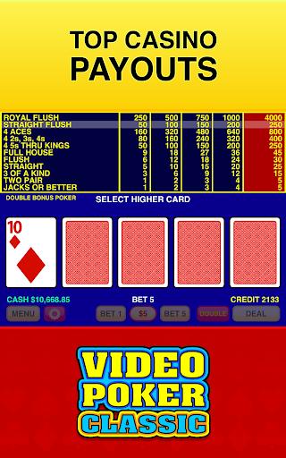 Video Poker Classic Free  screenshots 10