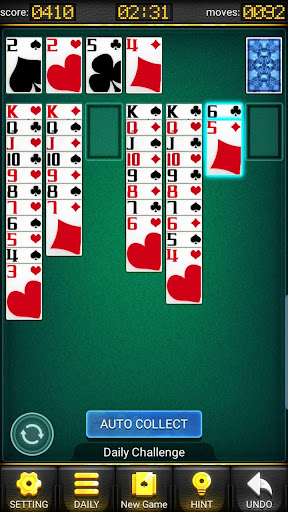 Solitaire- Daily Challenge Card Game android2mod screenshots 4
