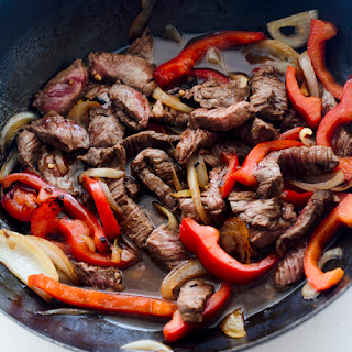 Lighter Beijing Beef