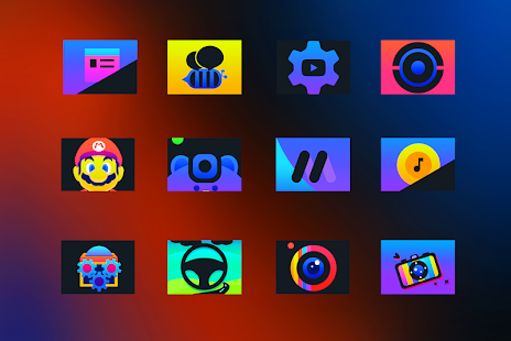 Mazic - Icon Pack Screenshot