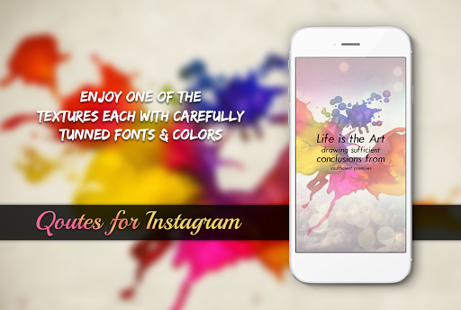 Quotes for InstaGram 1.1 screenshots 1
