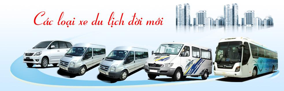 Thuê xe du lịch 16 chỗ đi Phan Rang