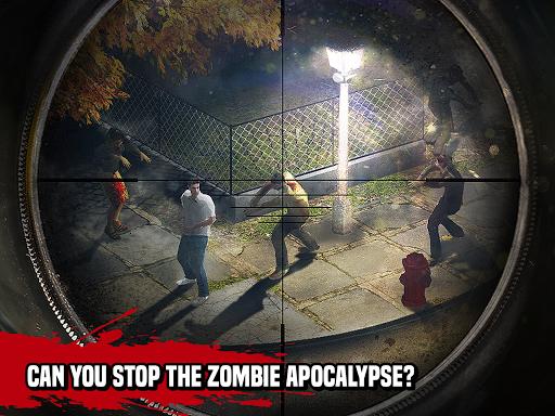 Zombie Hunter Sniper: Last Apocalypse Shooter apkpoly screenshots 9