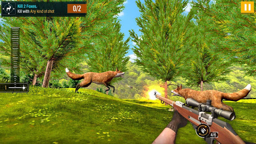 Wild Animal Hunting 2020 Free 1.4 screenshots 14