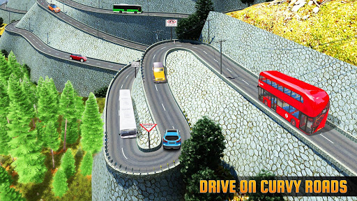 Ultimate Coach Bus Simulator 2019: Mountain Drive 1.0.5 screenshots 1