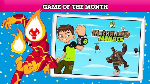 Cartoon Network GameBox - Free games every month 1.2.97 screenshots 1