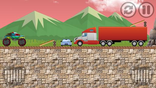 Monster Truck for Kids Screenshot