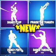 Dances and Emotes for Battle Royale
