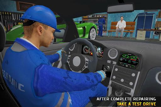 Mobile Auto Mechanic: Car Mechanic Games 2018 1.0 screenshots 4