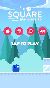 Square Bird – Tower Egg 1