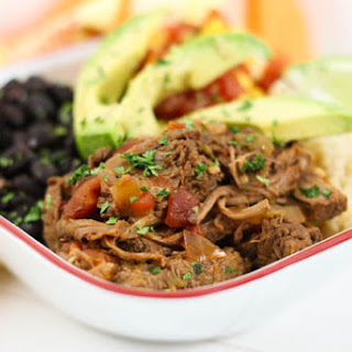 Crock Pot Chipotle Shredded Beef Recipe