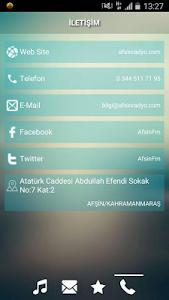 Afşin FM screenshot 3