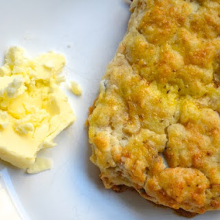 Blue Cheese and Caramelized Onion Scones