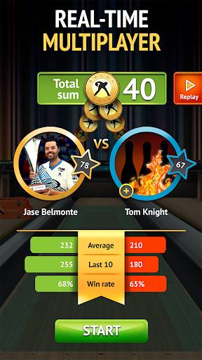 Bowling by Jason Belmonte: Game from bowling King 1.843 de.gamequotes.net 2