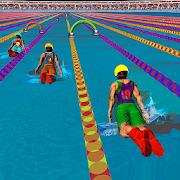 Game Swimming Pool Flip Diving Swimming Race 3D APK for Windows Phone