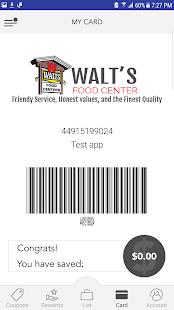 Walts Foods - náhled