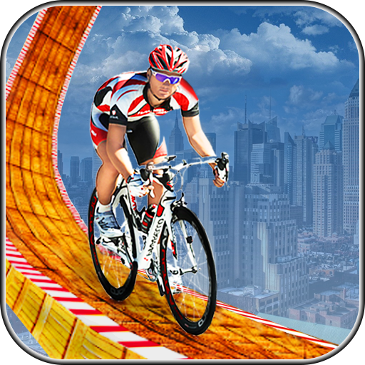Impossible BMX Cycle Stunts Mania