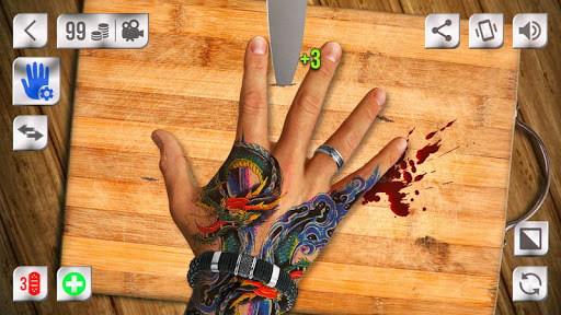 Knife Fingers  screenshots EasyGameCheats.pro 1