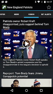 Sports Alerts - NFL edition- screenshot thumbnail