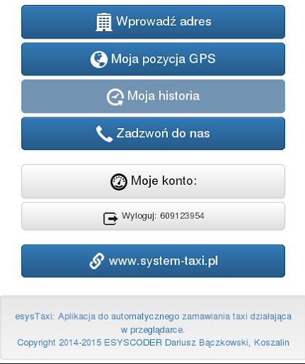 Zamów TAXI: ztaxi.pl