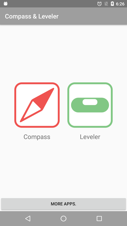 Compass & Level- screenshot