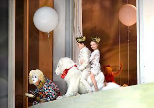 Photo: WIENER VOLKSOPER: GRÄFIN MARIZA. Inszenierung: Thomas Enzinger. Premiere 22.3.2014. Foto: Barbara Zeininger