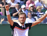 Medvedev en Tsonga winnen toernooien van Sint-Petersburg en Metz
