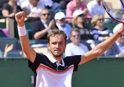 ATP Barcelone  : Daniil Medvedev se hisse dans le dernier carré