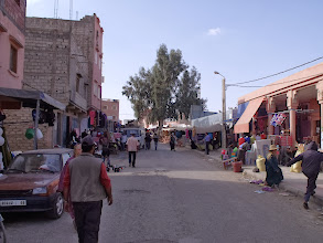 Photo: Back in Amizmiz, we headed to the weekly market to have a bit of a look around.