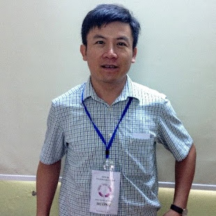 Nguyễn Văn Hưởng - Học viên khóa học Coaching dành cho Người Lãnh Đạo (7/2016)