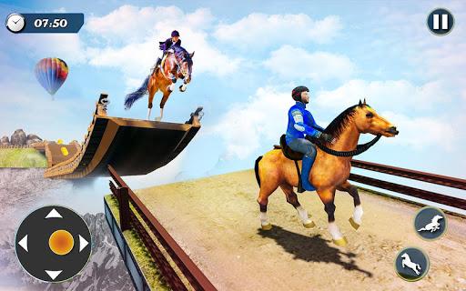 GT Horse Mega Ramp Parkour: Free Mega Ramp Stunts 1.0.16 screenshots 12