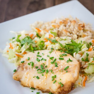 Soy Ginger Cod Recipes
