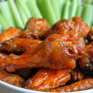 Buffalo Wings (aka Hot Wings) and October Unprocessed.
