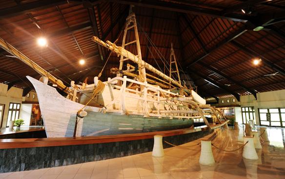 Mengunjungi Museum Karmawibangga dan Museum Samudra Raksa Harga tiket masuk Borobudur