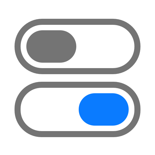 Toggles for Samsung Watch Icon