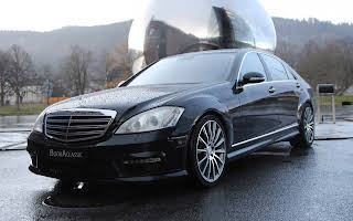 Mercedes-benz S-class Rent Akershus