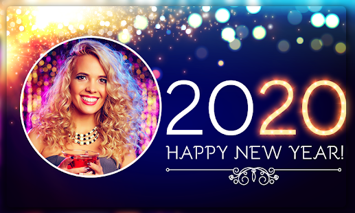 Download New Year Photo Frames 2020 For PC Windows and Mac apk screenshot 4