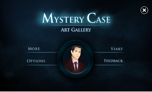 Mystery Case: The Art Gallery